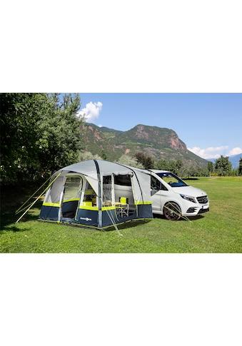 BRUNNER aufblasbares Zelt »Trouper«, 4 Personen, eingenähter Zeltboden, Panoramafenster kaufen