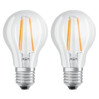 Xavax LED - Filament Leuchtmittel E27 806lm ersetzt 60W »warmweiß, 2 Stück Glühbirne« kaufen
