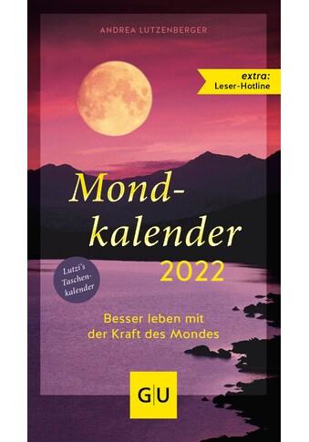 Buch »Mondkalender 2022 / Andrea Lutzenberger« kaufen