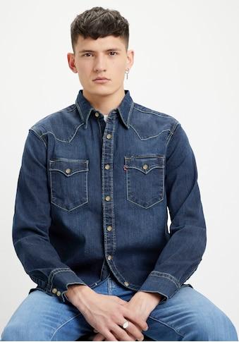 Levi's® Langarmhemd »BARSTOW WESTERN STAND«, mit Brusttaschen kaufen