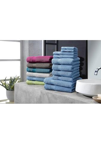 Handtuch Set, »Moni«, my home (Set) kaufen