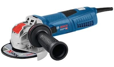 Bosch Professional Powertools Winkelschleifer »GWX 13-125« kaufen