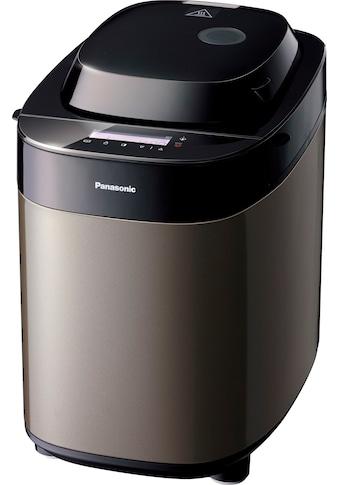 Panasonic Brotbackautomat SD - ZX2522, 30 Programme, 550 Watt kaufen