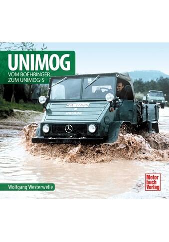 Buch »Unimog / Wolfgang Westerwelle« kaufen