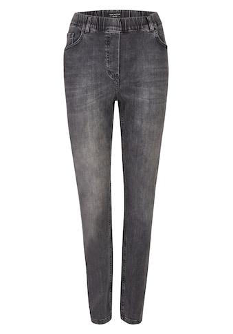 VIA APPIA DUE Leicht kombinierbare Jeans mit Waschung Plus Size kaufen