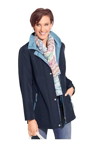Classic Basics Jacke mit wind -  und wasserabweisender Beschichtung kaufen
