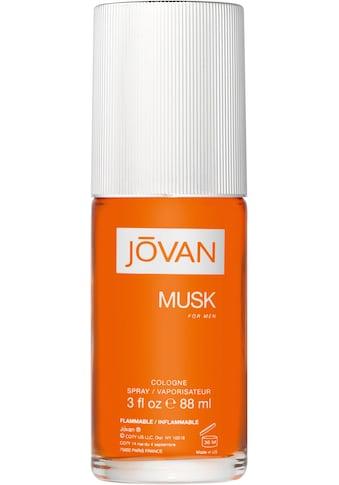 Jovan Eau de Cologne »Musk for men« kaufen