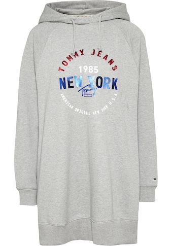 TOMMY JEANS Sweatkleid »TJW LOGO HOODIE DRESS« kaufen