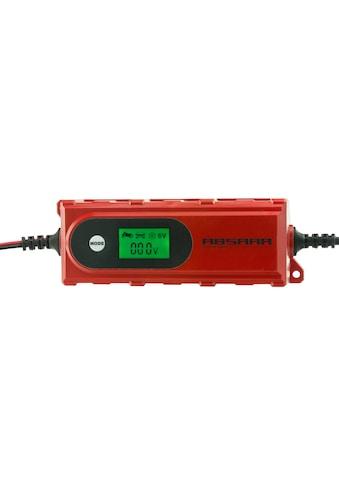 Absaar Batterie-Ladegerät, 4000 mA, 6/12 V kaufen