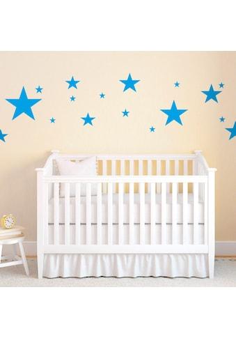 Wall-Art Wandtattoo »Sterne« kaufen