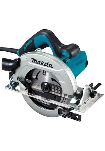 Makita Handkreissäge »HS7611«, 66 mm, 1600 W kaufen