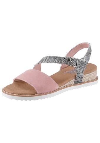 Skechers Sandale »Desert Kiss  -  Cactus Rose« kaufen