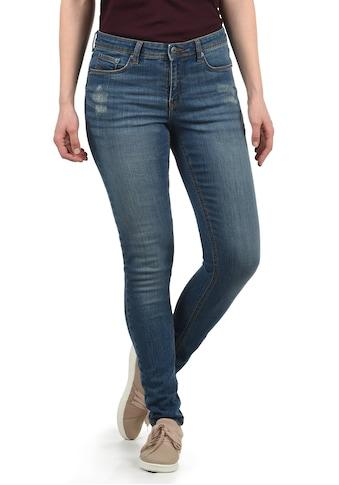 Blendshe 5-Pocket-Jeans »Adriana«, Denim Hose in verwaschener Optik kaufen