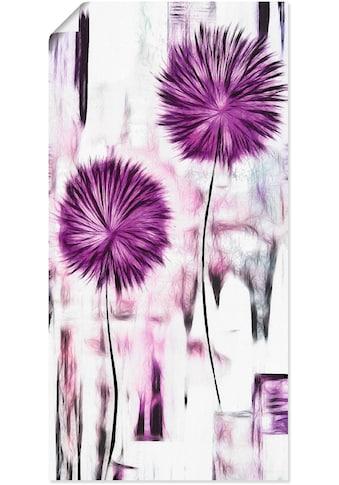 Artland Wandbild »Blumen« kaufen