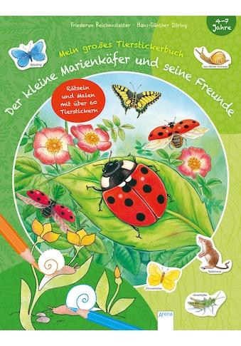 Buch »Der kleine Marienkäfer und seine Freunde / Friederun Reichenstetter, Corina... kaufen