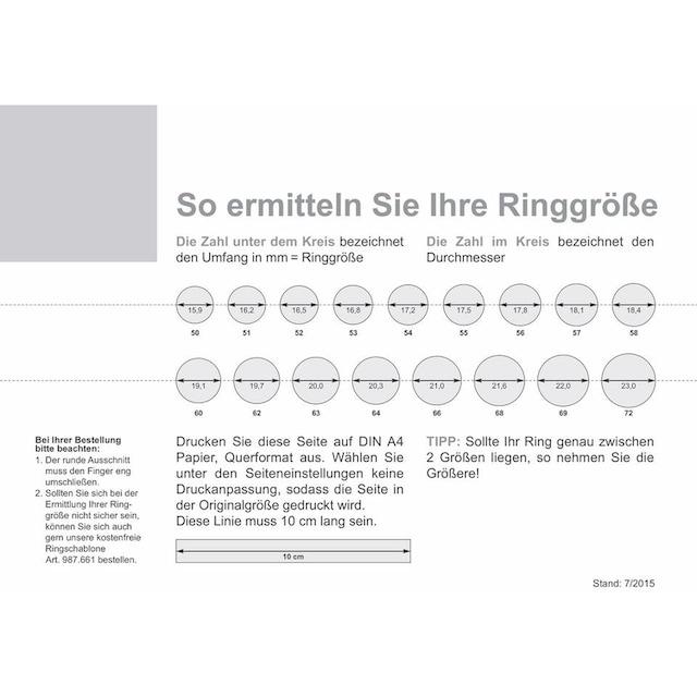 THOMAS SABO Silberring »TR2099-051-14«