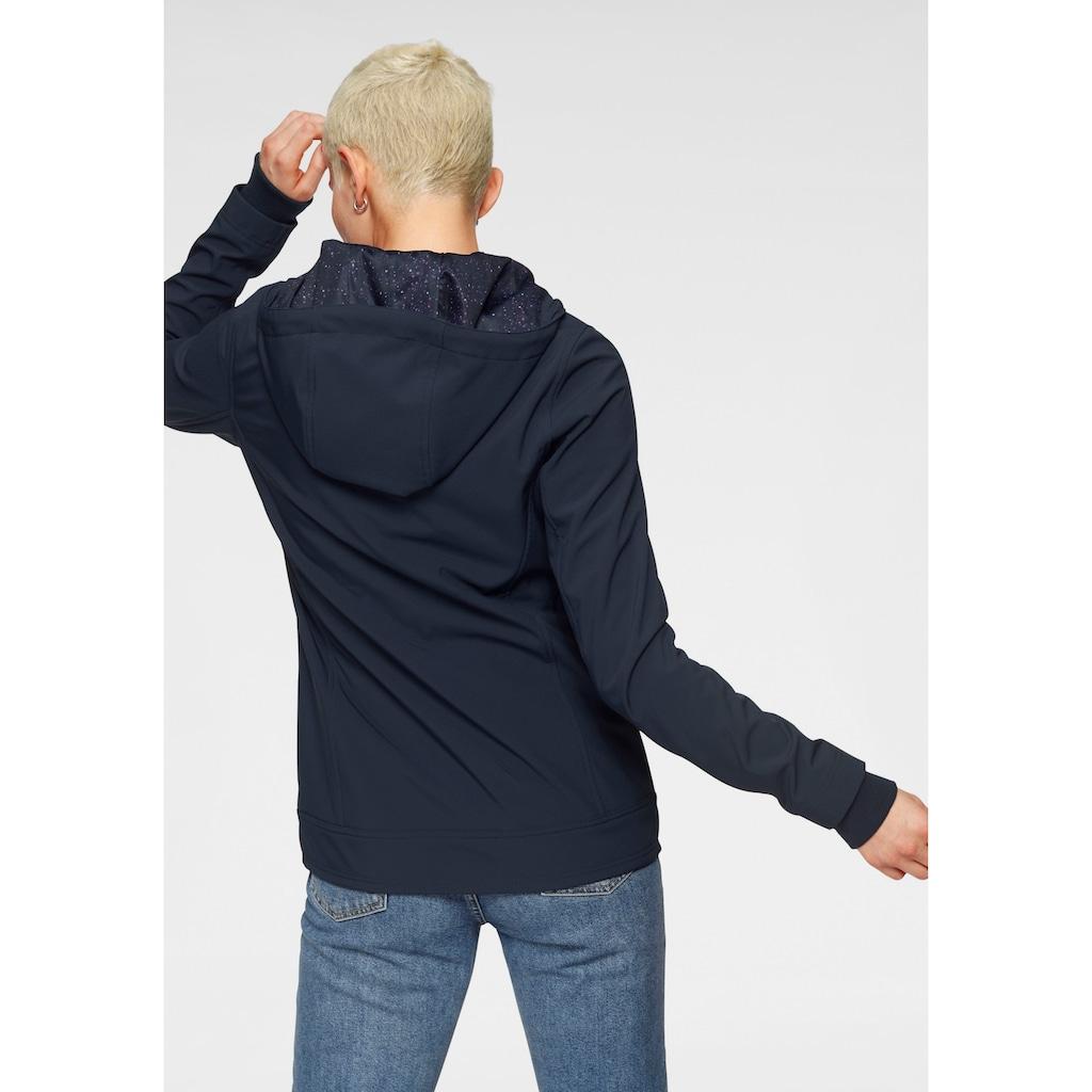 Ocean Sportswear Softshelljacke »Funktionen: Atmungsaktiv, wind- und wasserabweisend«, Wasser- und windabweisend