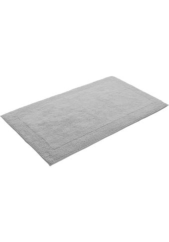 Grund Badematte »LUXOR«, Höhe 15 mm, fußbodenheizungsgeeignet, beidseitig verwendbar kaufen