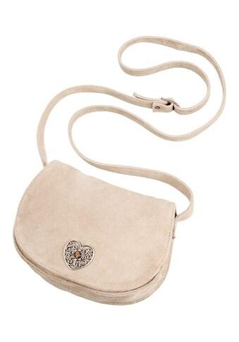 KABE Leder Accessoires Tasche mit Applikation kaufen