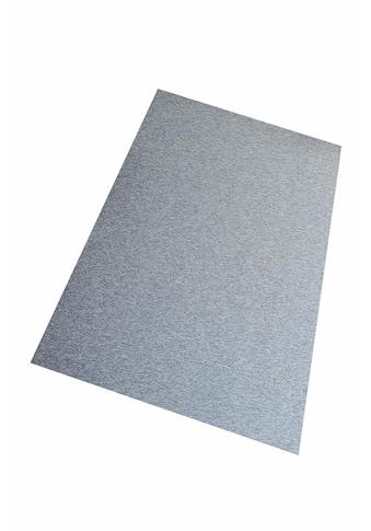 Living Line Teppich »Torronto«, rechteckig, 5 mm Höhe, Kurzflor, Wohnzimmer kaufen