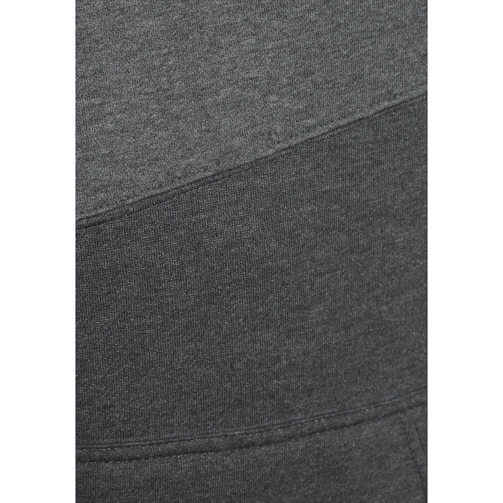 John Devin Kapuzensweatshirt, mit markanter Kordel