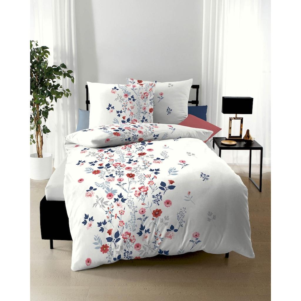 Kaeppel Bettwäsche »Serisse«, mit floralem Print