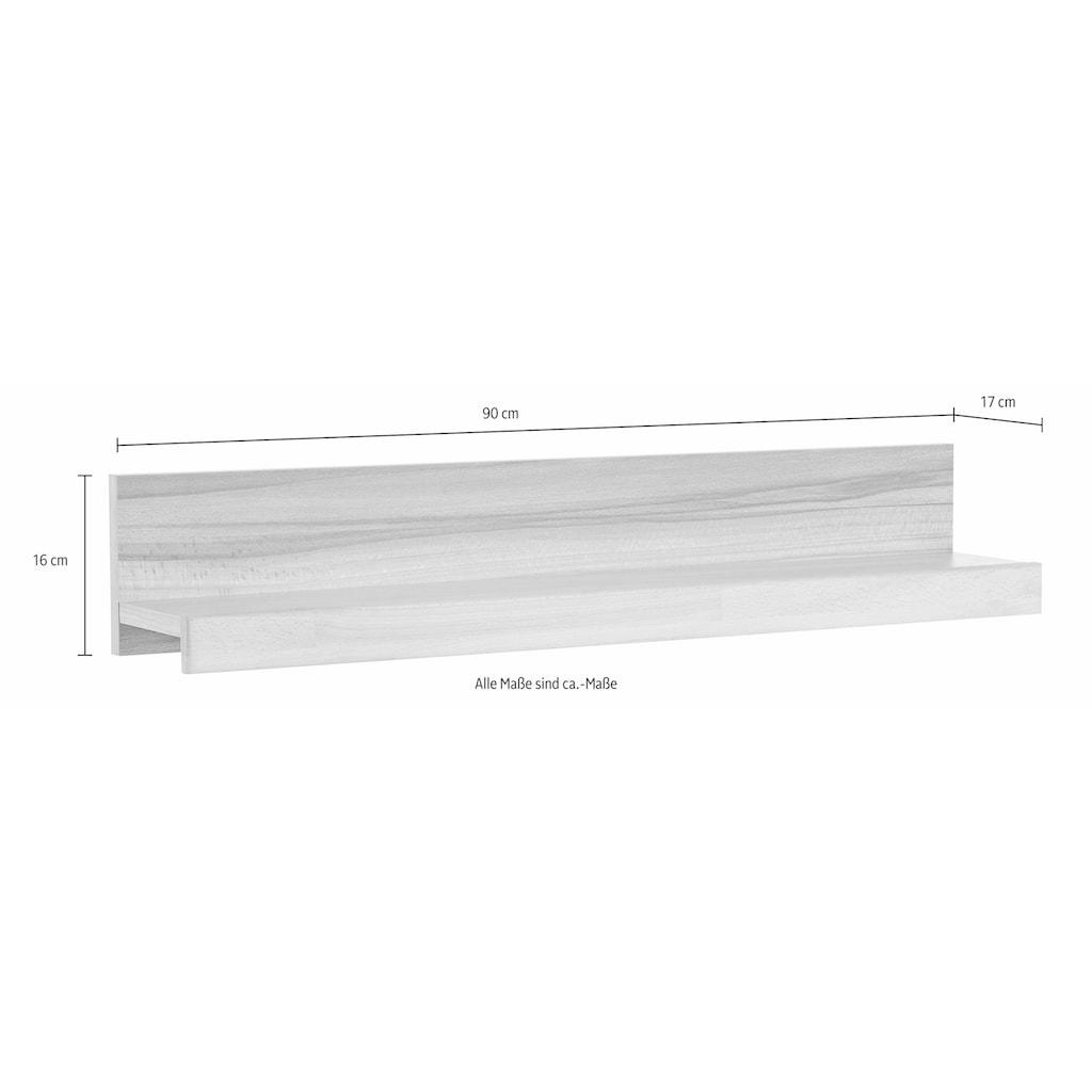Woltra Wandregal »Ribe«, (Set, 2 St.), 2er-Set