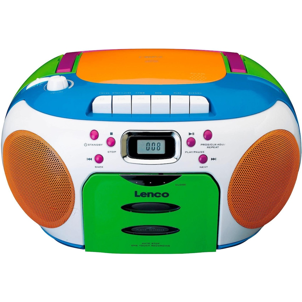 Lenco Stereo-CD Player »SCD-971«, UKW-Radio