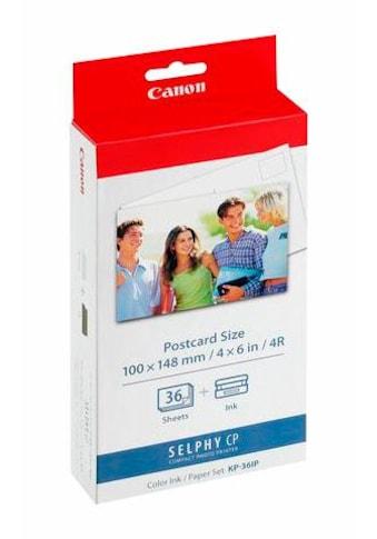 Canon Nachfülltinte »KP-36IP - Papiersatz«, für Canon kaufen