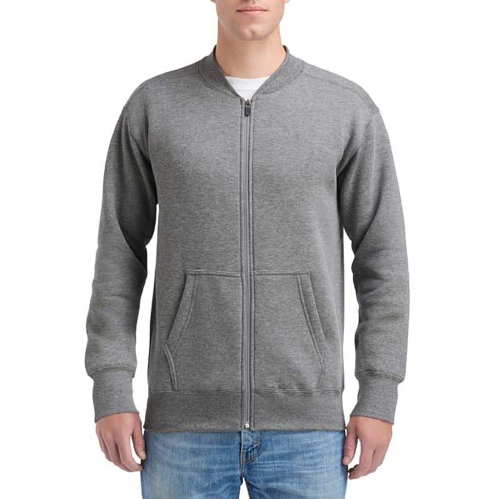 Gildan Nickijacke »Erwachsene Unisex Hammer Reißverschluss Sweat Jacke«