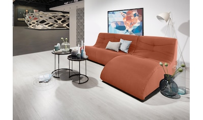 DOMO collection Ecksofa »Fresh«, mit Relaxelement kaufen