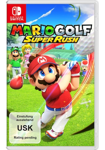 Nintendo Switch Spiel »Mario Golf: Super Rush«, Nintendo Switch kaufen