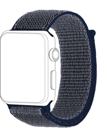 topp Accessoires Ersatz - /Wechselarmband »Nylon Loop für Apple Watch (38/40 mm)« kaufen