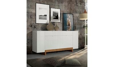 KITALY Sideboard »FIORELLA«, Breite 189 cm kaufen
