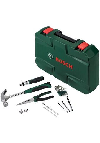 BOSCH Set: Werkzeugset »All in One DIY Kit«, 111 - tlg. kaufen