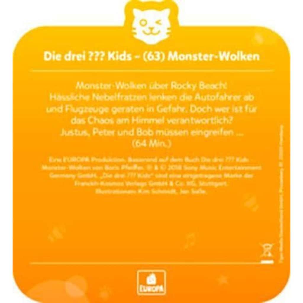 tigerbox Hörspiel »Die drei ??? Kids - Folge 63: Monster-Wolken«