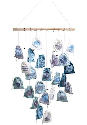 "befüllbarer Adventskalender ""Magic Bags"" kaufen"