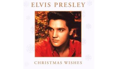 Musik-CD »CHRISTMAS WISHES / PRESLEY, ELVIS« kaufen