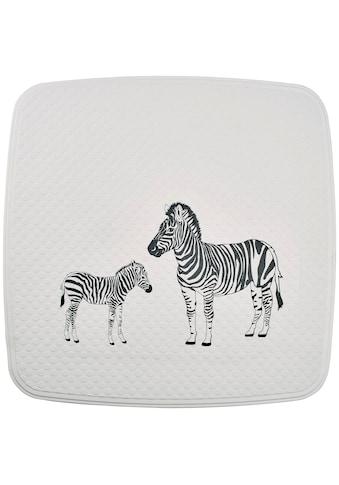 RIDDER Duscheinlage »Zebra«, ca. 54x54 cm kaufen