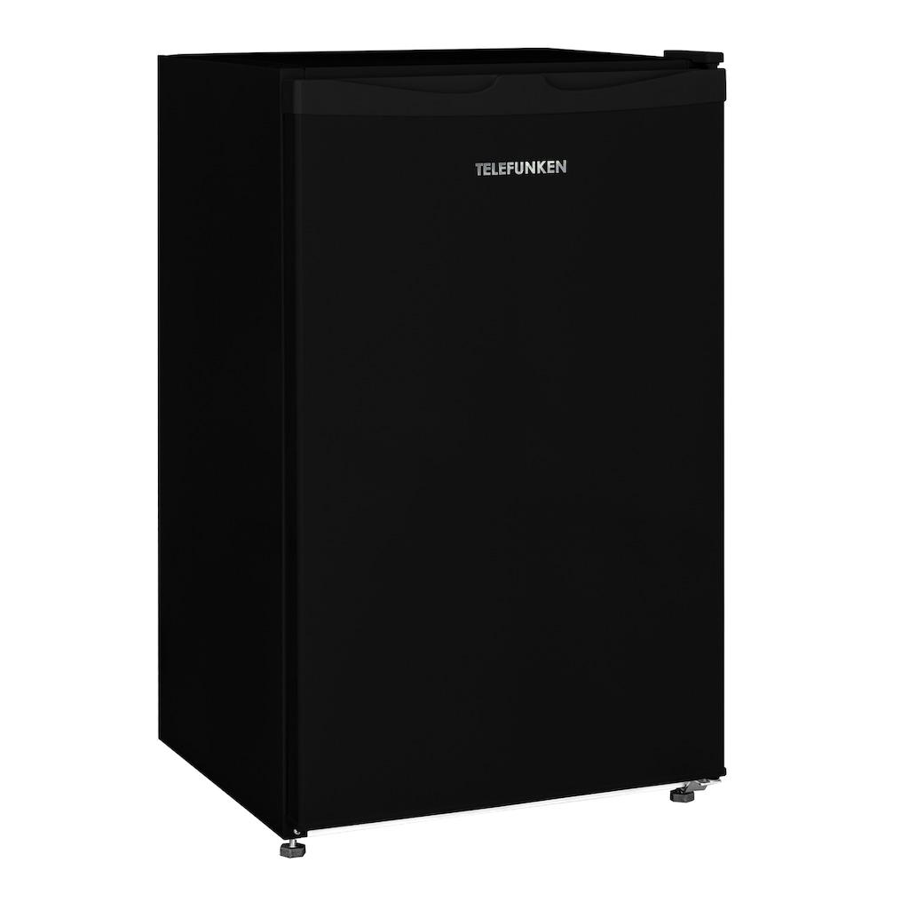 Telefunken Kühlschrank (88 Liter / schwarz)