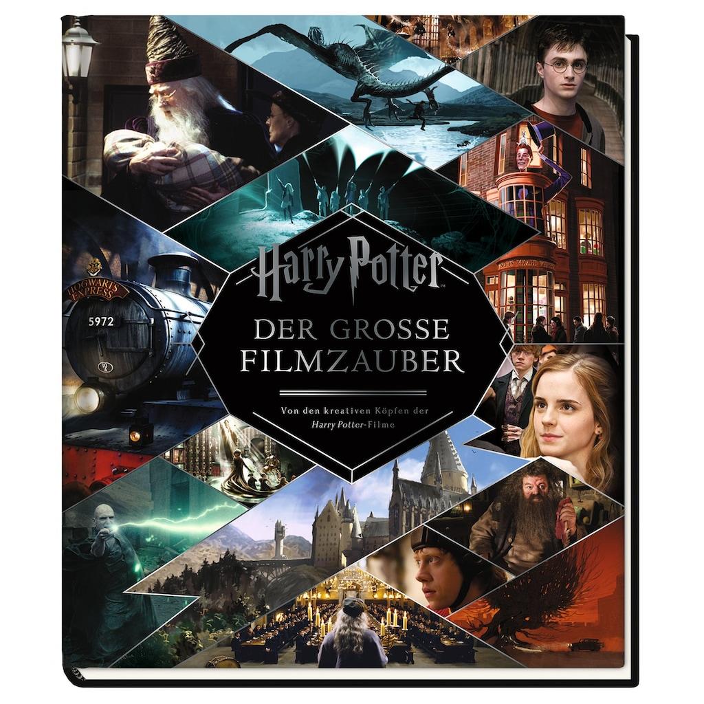 Buch »Harry Potter: Der große Filmzauber (Erweiterte, überarbeitete Neuausgabe) / DIVERSE«