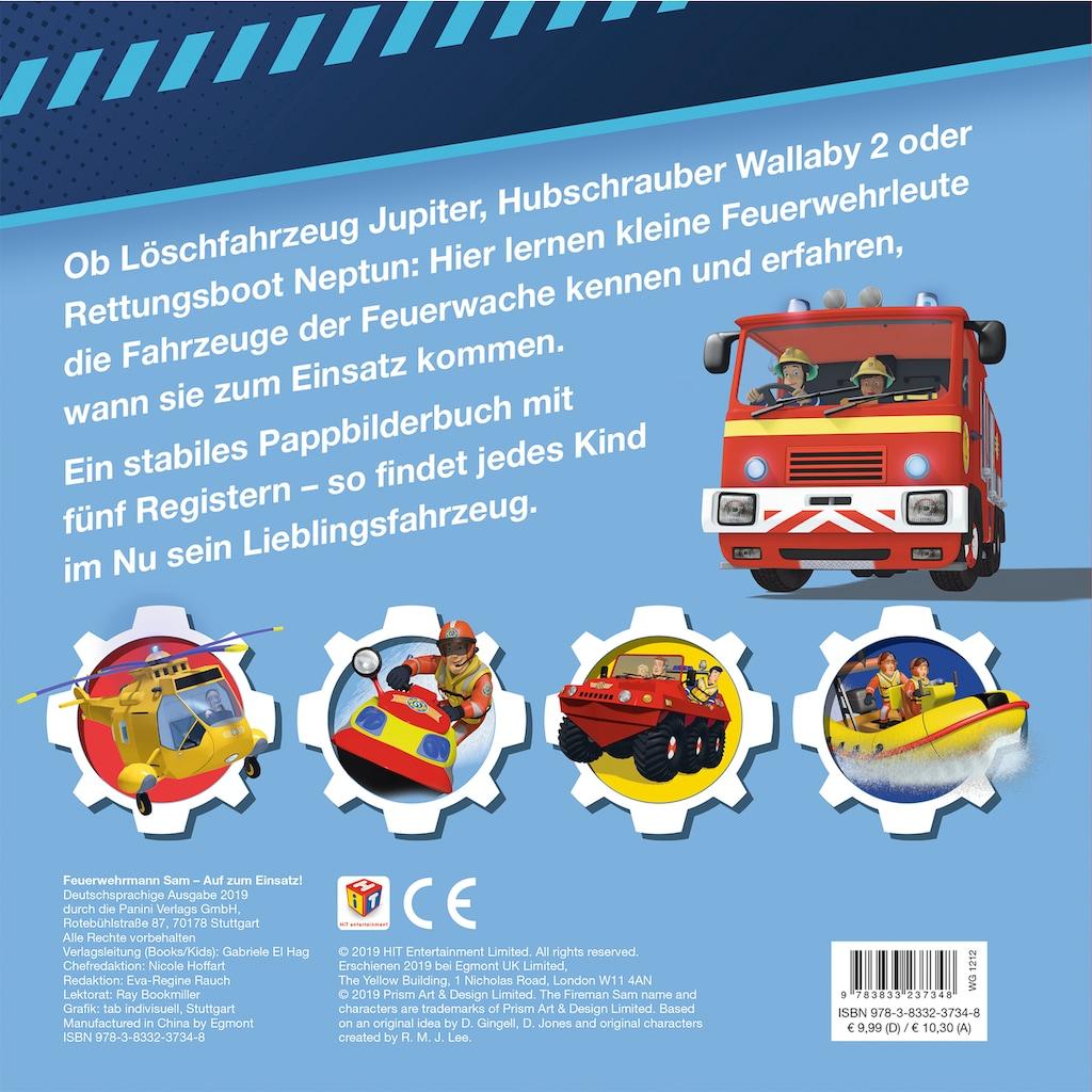 Buch »Feuerwehrmann Sam: Auf zum Einsatz! / DIVERSE«