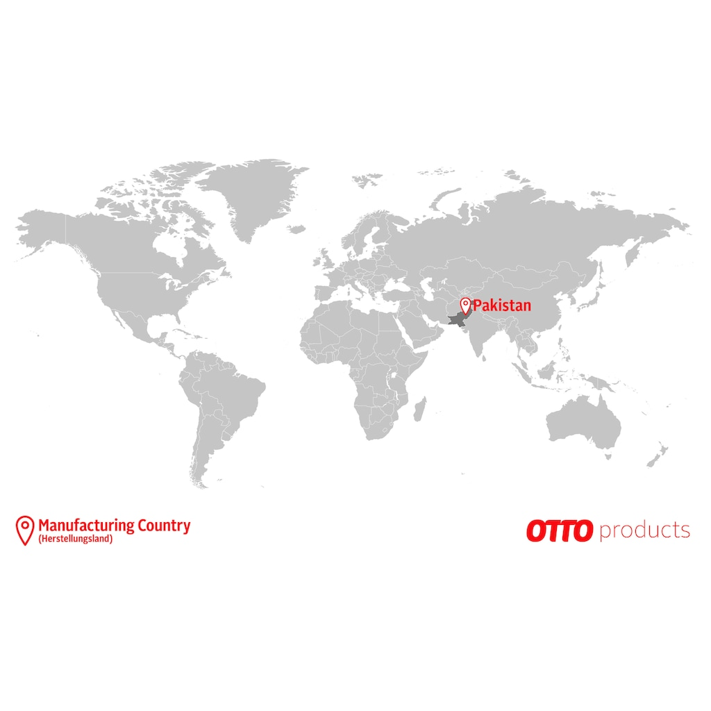 OTTO products Bettwäsche »Neele«, aus zertifizierter Bio-Baumwolle