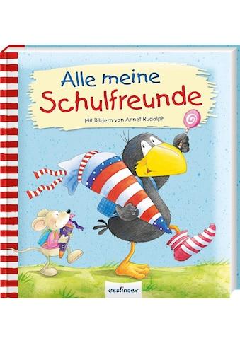 Buch »Der kleine Rabe Socke: Alle meine Schulfreunde / Annet Rudolph« kaufen
