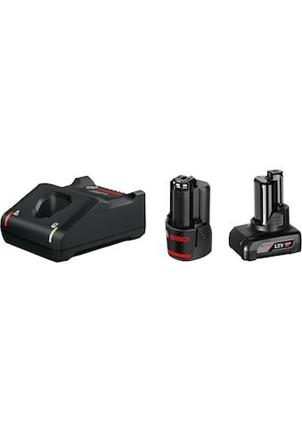 Bosch Professional Akku-Set, mit Schnellladegerät kaufen