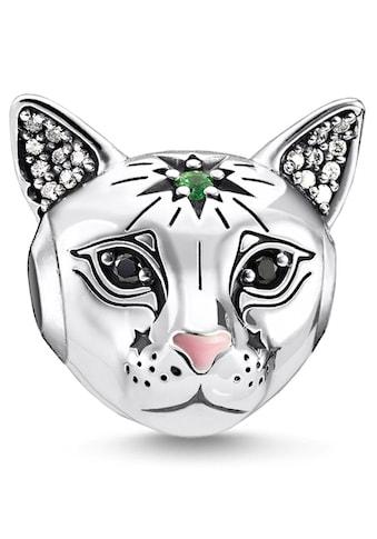 THOMAS SABO Bead »Katze silber, K0326 - 845 - 7« kaufen