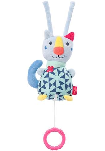 Fehn Spieluhr »COLOR Friends Mini-Spieluhr Katze« kaufen