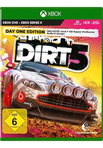 DIRT 5  -  Launch Edition Xbox One kaufen