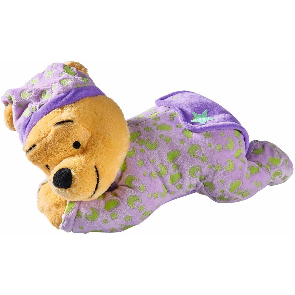 SIMBA Kuscheltier »Disney Winnie the Puuh, Gute Nacht Bär II«, mit Sound