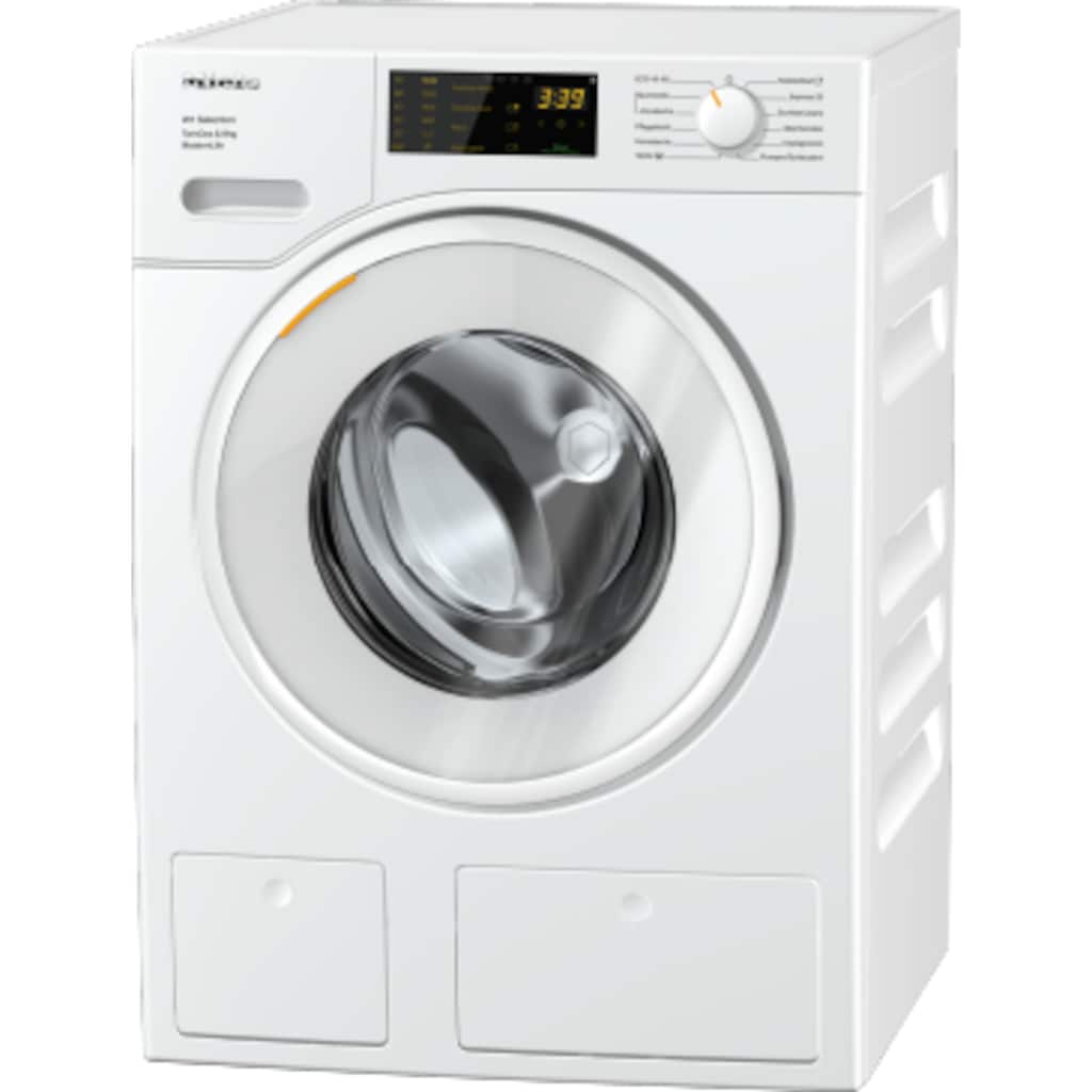 Miele Waschmaschine, WSD663 WCS Tdos, 8 kg, 1400 U/min